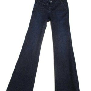 Cache Bootcut Low rise Bootcut Jeans size 0